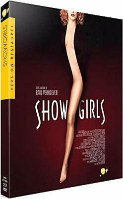 Showgirls [Version restauree] Pathe Paul Verhoeven DVD 31/08/2017