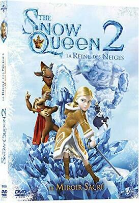 The Snow Queen 2, La Reine des Neiges : Le Miroir Sacre Aleksey Tsitsilin DVD