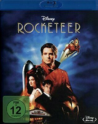 Rocketeer [Blu-ray] Danny Bilson Paul De Meo William Dear Walt Disney BGY0132704