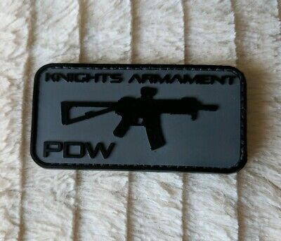 """Knights Armament Company Limited Edition 2019 PDW Patch KAC 3""""x1.5"""""""