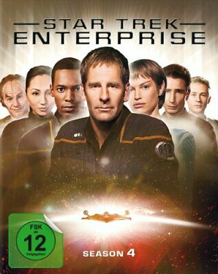 Star Trek Ent S4 [Blu-ray] [Import anglais] Connor Trinneer Dominic Keating