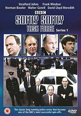 Softly Softly Task Force: Series 1 [4 DVDs] [UK Import] [Import anglais]