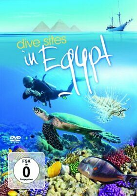 Dive Sites In Egypt ZYX Music GmbH & Co.KG Travelguide ** DVD 06/12/2013