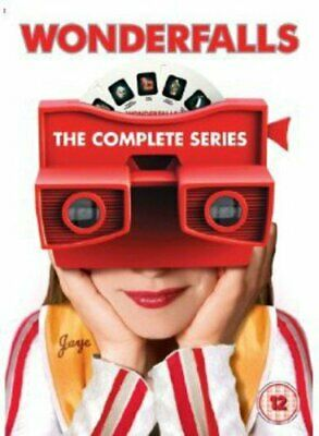Wonderfalls - The Complete Series [DVD] [Import anglais] Diana Scarwid
