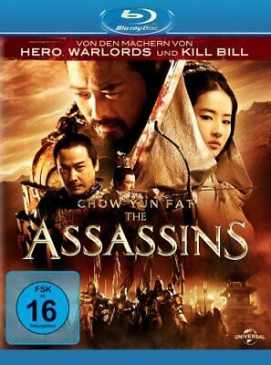 The Assassins [Blu-ray] Universal Pictures Germany Gmbh (Universal Pictures)