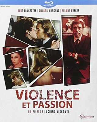 Violence et passion [Blu-ray] Gaumont Luchino Visconti