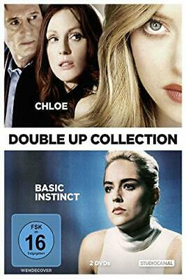 Basic Instinct & Chloe/Double Up Collection [Import italien] Studiocana