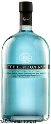 Gin The London N° 1 Original Blue Vol. 47% L.4,5