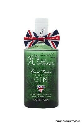 Gin Williams Chase Great Britihs Extra Dry Vol. 40% Cl.70