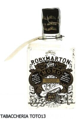 Roby Marton Momo gin single botanical Cardamomo Vol.47% Cl.50