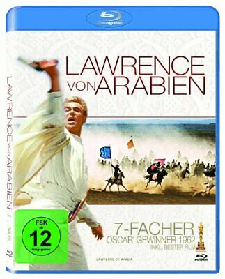 Lawrence Von Arabien - 2 Disc - Restored Version [Blu-ray] Alec Guinness 0770949