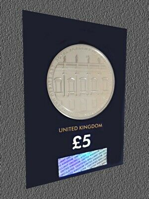 2018 The Royal Academy of Arts 250 years UK Five Pound  £5