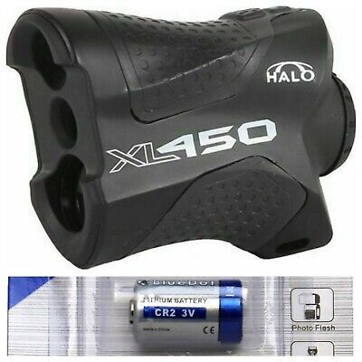 Wildgame XL450 Halo Laser Range Finder With CR-2 Battery