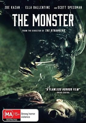 The Monster (DVD, 2018)