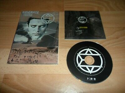 Emigrate (Rare Limited Edition 13 Track Cd Album-Special Printed Case) Rammstein