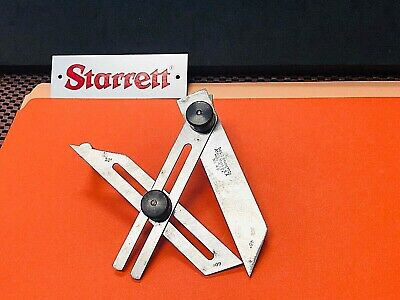 Vintage Starrett No. 49 Combination  Bevel. Made In The Usa.