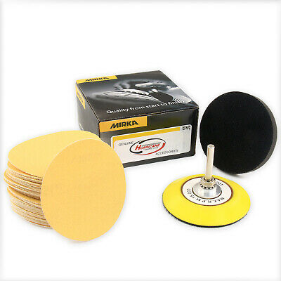 Mirka 23-622-800 Bulldog Gold Grip Disc