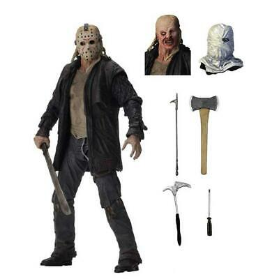 Friday the 13th - Jason Ultimate Action Figure - NECA Free Shipping!