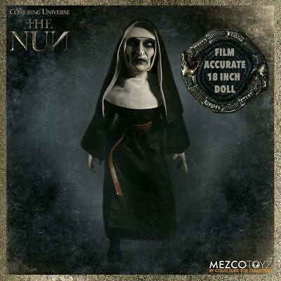 The Nun - 1 Roto Plush - Mezco Toyz Free Shipping!