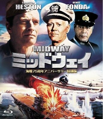 Midway-Sea Battle 75th Anniversary Special Edition-[Blu-ray]