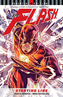 Brian Buccellato - The Flash: Starting Line (DC Essential Edition) (Paperback)