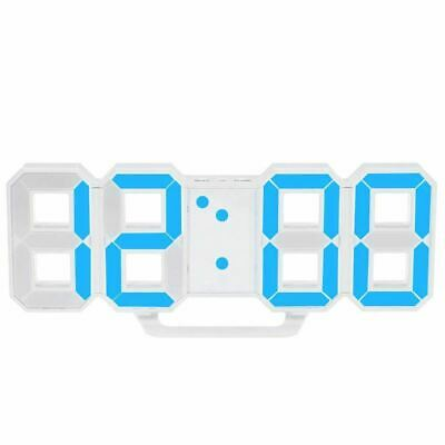 Reloj LED Multifuncional Reloj de Pared Digital Grande LED 12H / 24H Pantalla TG