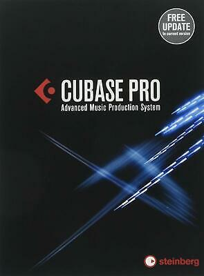 Steinberg Cubase Pro 9.5 FULL Boxed (Incl. FREE Update to 10) + USB eLicenser