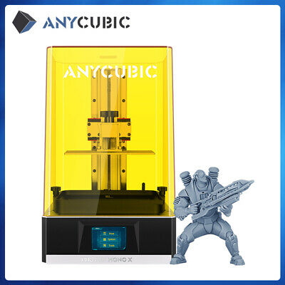 AU Anycubic LCD Photon 3D Printer SLA 405nm UV LED Resin Light Cure TFT Screen
