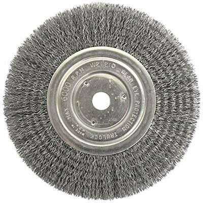 2335 Vortec Pro Medium Face Bench Grinder Wheel, 7&quot, 0.14&quot Crimped Steel