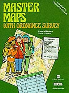 Master Maps with Ordnance Survey, Patricia Harrison, Used; Good Book