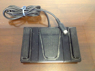 Sanyo Dictation Foot Pedal Model FS-54