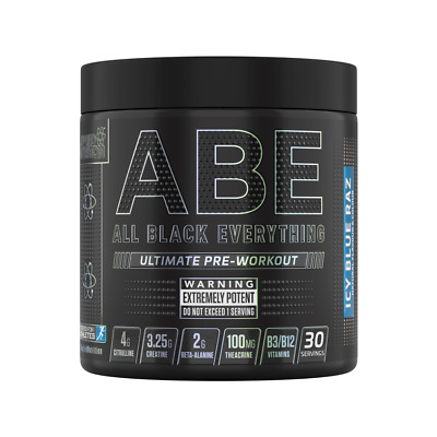 Applied Nutrition ABE All Black Everything 315g 30 Servings