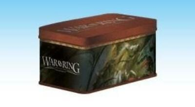 Ares LotR Boardgame 2nd Edition Card Box w/Sleeves NM