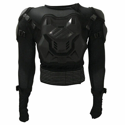 Shot Optimal Motorbike Motorcycle Body Armour Black