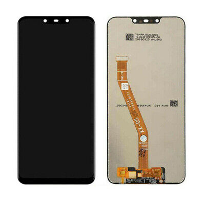 Lcd Display Touch Screen Per Huawei Mate 20 Lite Sne-Lx1 Sne-Al00 Nero Vetro