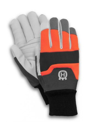 Husqvarna Chainsaw Gloves - Functional - Saw Protection