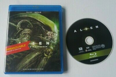 Alien Blu-ray Disc, 2014 include 1979 theatrical and 2003 director cut horror