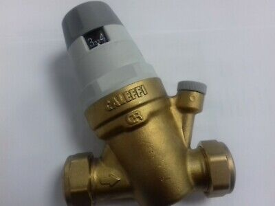 caleffi pressure reducing valve 22mm compression