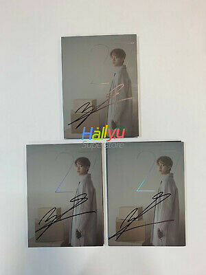 """Jung Dae Hyun (of B.A.P)  """"27"""" 1st Mini - Autographed (Signed) Promo Album"""