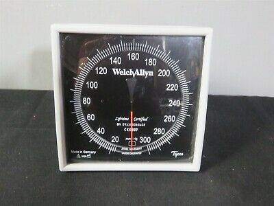 Welch Allyn 0297 CE0297 Tycos Blood Pressure Meter Sphygmomanometer Gauge