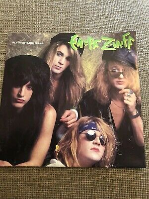 Enuff Z Nuff Fly High Michelle 7inch Vinyl Very Good Condition