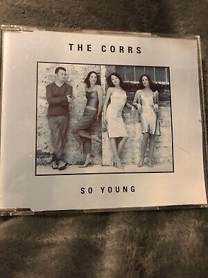 The Corrs So Young  CD Single