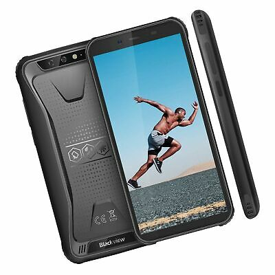 BLACKVIEW BV5500 (2019) Rugged Smartphone, Mobile Phone Android 8 1 Oreo  with