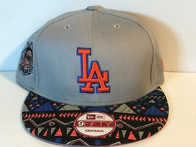 timeless design e2668 cffff LA Dodgers National 9Fifty New Era Baseball Snapback CAP Genuine MLB  Merchandise