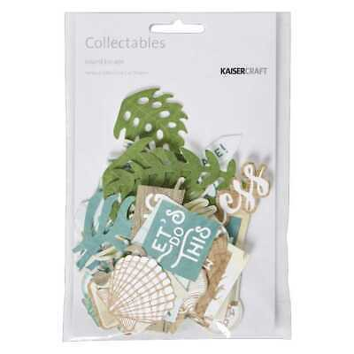 NEW Kaisercraft Island Escape Paper Pad By Spotlight