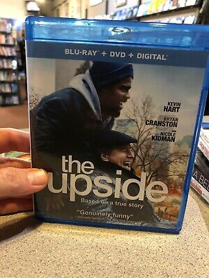 The Upside Blu-ray Only (no DVD No Digital)