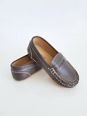 Kids/ Toddlers/ Boys Loafer Shoes - Brown Colour