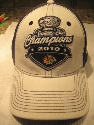 huge selection of 53c5e 2c9d3 Chicago Blackhawks NHL 2010 Stanley cup champions hat cap new era 39thirty  new