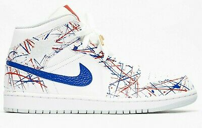 Nike Air Jordan 1 Custom 'Americano' Edition sizes 7-13 avail. 100% authentic