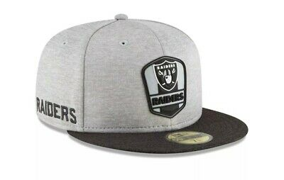 dd4fbb7e NEW ERA OAKLAND Raiders 59Fifty Vintage Camo Fitted Hat Camo NFL ...
